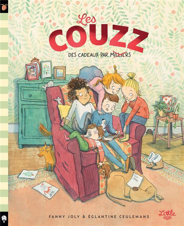 LES COUZZ T.1  -  DES CADEAUX PAR MILLIERS XXX LITTLE URBAN