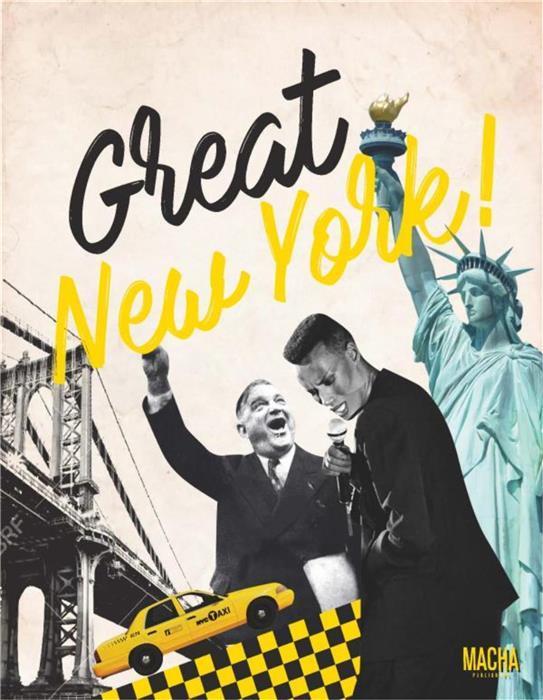 GREAT NEW YORK ! HERVIER GUY MACHA
