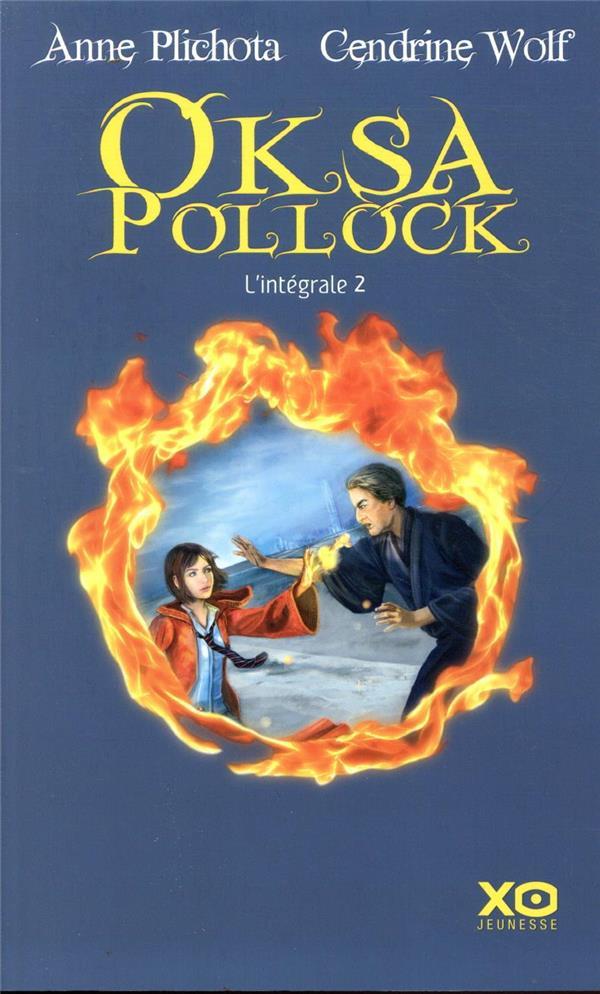 OKSA POLLOCK  -  INTEGRALE VOL.2  -  T.4 A T.6 PLICHOTA/WOLF XO