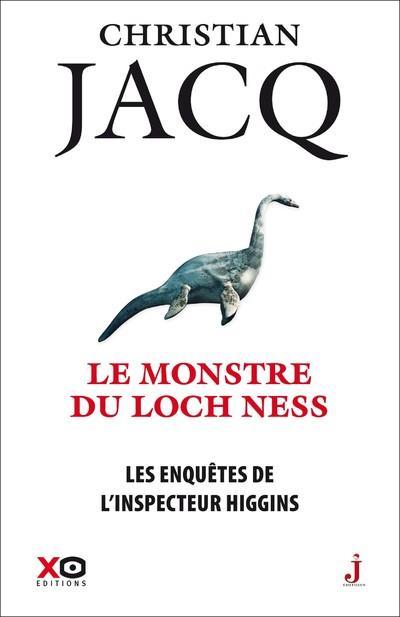 LES ENQUETES DE L'INSPECTEUR HIGGINS T.39  -  LE MONSTRE DU LOCH NESS JACQ, CHRISTIAN XO