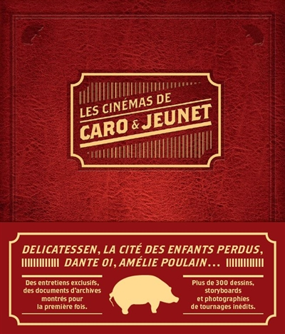 LES CINEMAS DE CARO ET JEUNET XXX CERNUNNOS