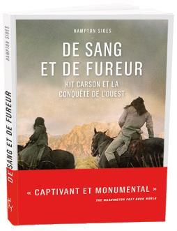 DE SANG ET DE FUREUR  -  KIT CARSON ET LA CONQUETE DE L'OUEST SIDES, HAMPTON PAULSEN