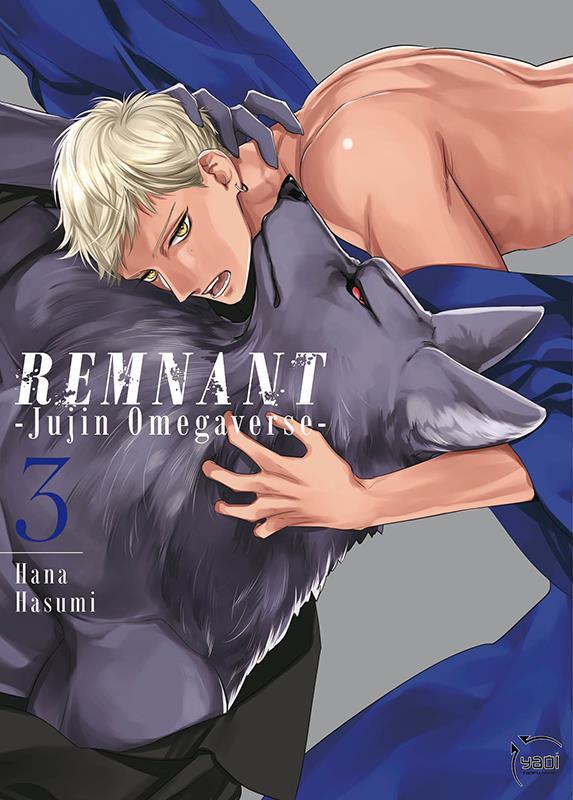 REMNANT - KEMONOHITO OMEGAVERSE T.3 HANA TAIFU COMICS