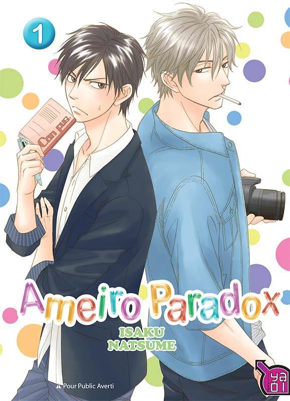 PACK AMEIRO PARADOX 1=2