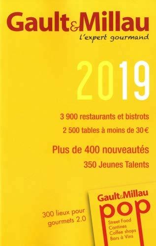 GUIDE FRANCE 2019 GAULT MILLAU GAULT MILLAU