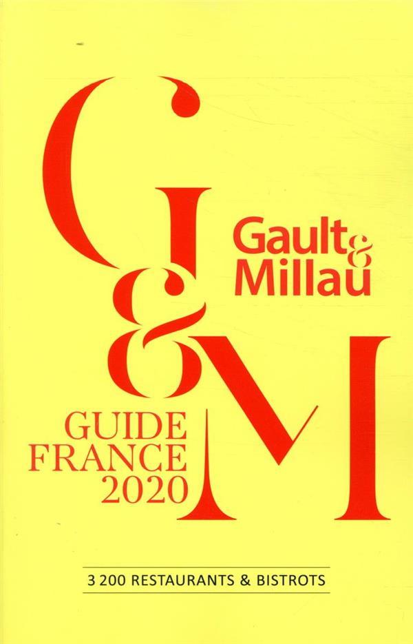 GUIDE FRANCE 2020 GAULT MILLAU GAULT MILLAU