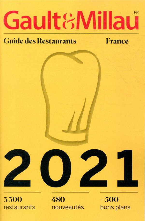 GUIDE DES RESTAURANTS FRANCE (EDITION 2021)