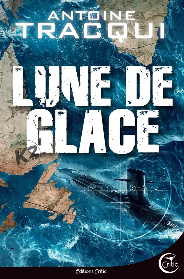 HARD RESCUE T.3  -  LUNE DE GLACE TRACQUI ANTOINE CRITIC