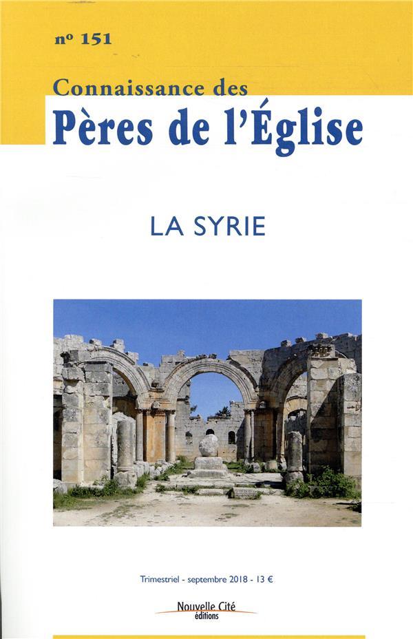 CPE 151 - LA SYRIE
