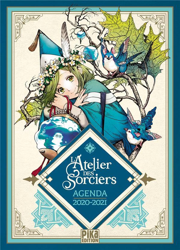 L'ATELIER DES SORCIERS  -  AGENDA (EDITION 20202021)