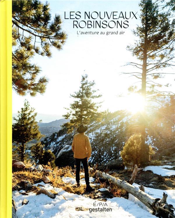 LES NOUVEAUX ROBINSONS  -  L'AVENTURE AU GRAND AIR XXX EPA