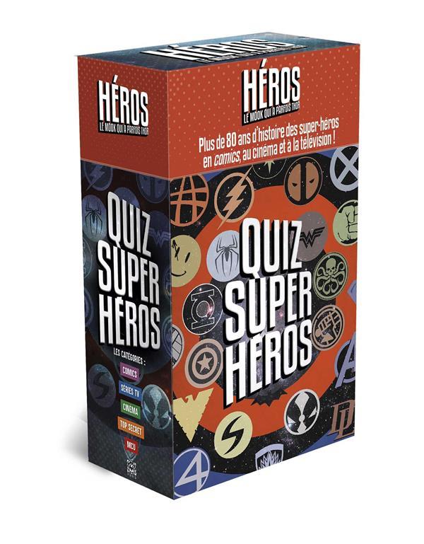 QUIZ SUPER-HEROS XXX YNNIS