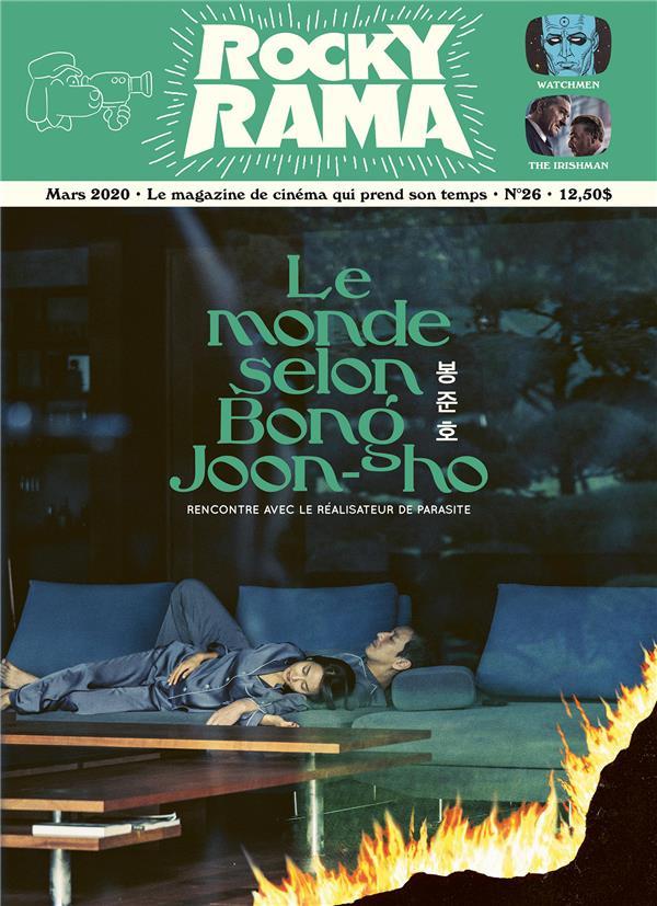ROCKYRAMA 26 BONG JOON-HO