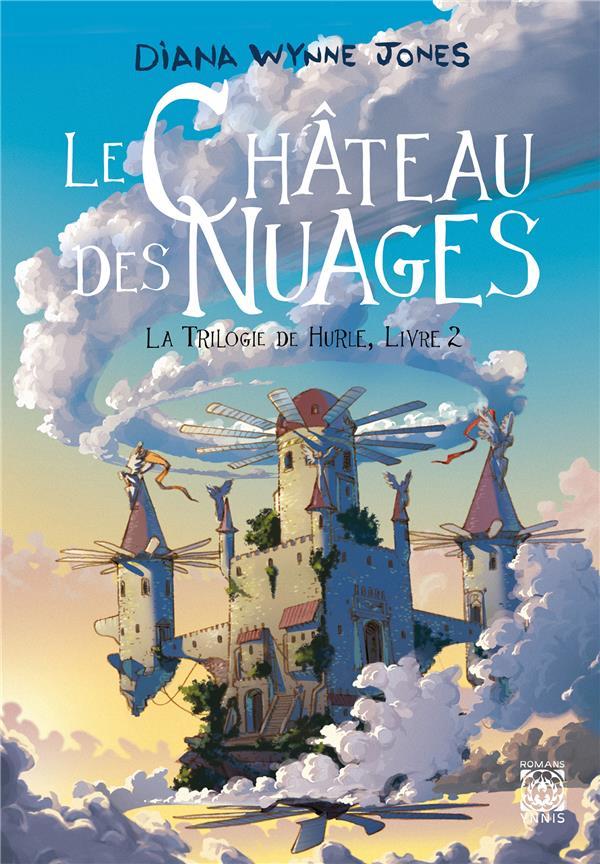 HURLE T.2     LE CHATEAU DES NUAGES