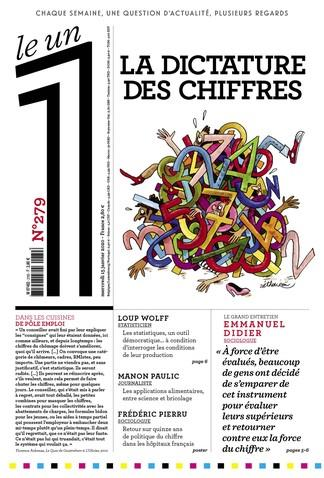 LE 1 N.279  -  LA DICTATURE DES CHIFFRES COLLECTIF NC