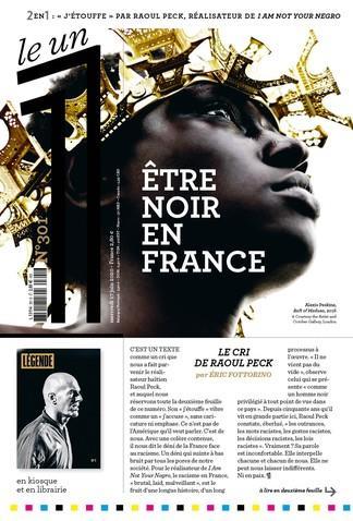 LE 1 N.301  -  ETRE NOIR EN FRANCE
