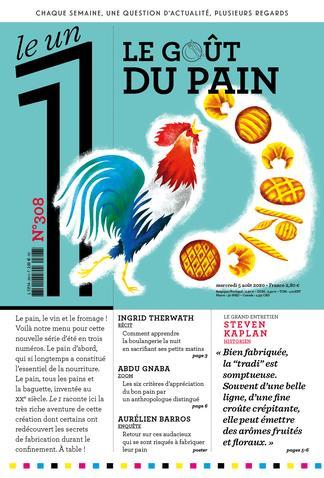 LE 1 N.308  -  LE GOUT DU PAIN COLLECTIF NC