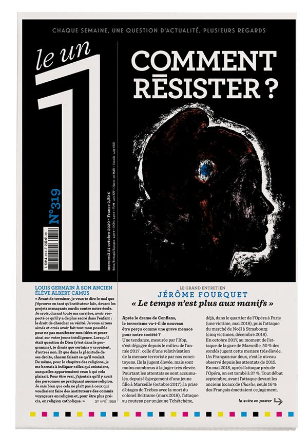 LE 1 N.319  -  COMMENT RESISTER ? COLLECTIF NC