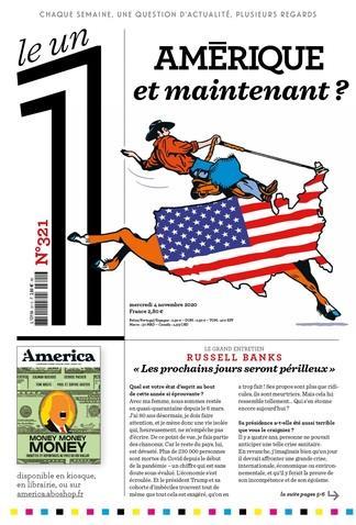 LE 1 N.321  -  AMERIQUE, ET MAINTENANT ? LE 1 NC