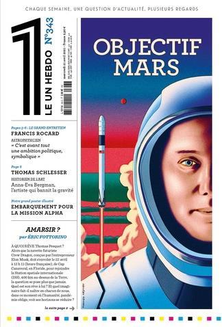 LE 1 N.343  -  OBJECTIF MARS