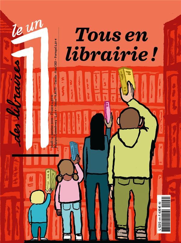 LE 1  -  LE 1 DES LIBRAIRES  -  TOUS EN LIBRAIRIE FOTTORINO/BISSON NC