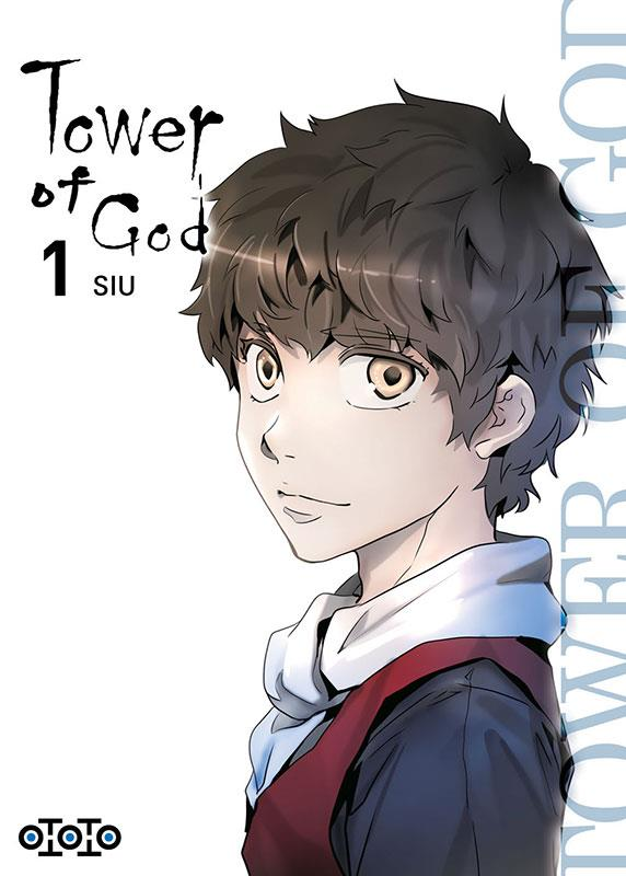 TOWER OF GOD T01 YOSHIDA, ERIKA OTOTO
