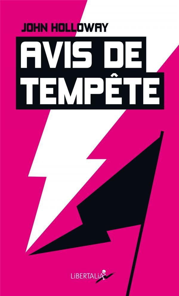 AVIS DE TEMPETE HOLLOWAY JOHN LIBERTALIA