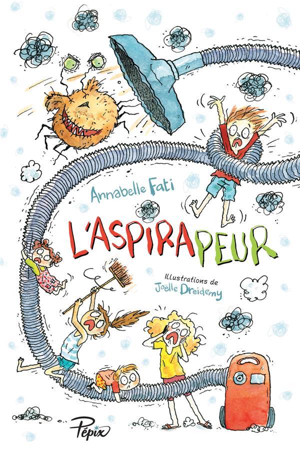 L'ASPIRAPEUR FATI/DREIDEMY SARBACANE