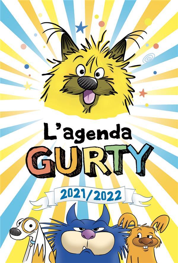 GURTY  -  L'AGENDA (EDITION 20212022)