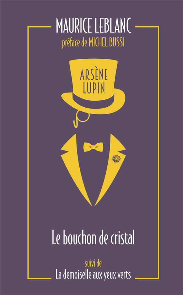 ARSENE LUPIN. LE BOUCHON DE CR LEBLANC/BUSSI ARCHIPEL