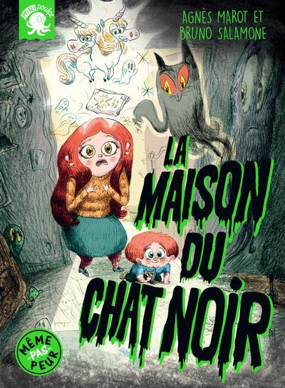 LA MAISON DU CHAT NOIR
