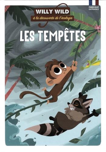 WILLY WILD  -  LES TEMPETES