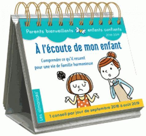 ALMANIAK A L'ECOUTE DE MON ENFANT 2018-2019  365 PARIS