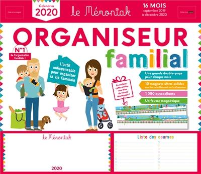 ORGANISEUR FAMILIAL MEMONIAK 2019-2020