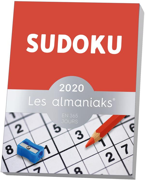 ALMANIAK SUDOKU (EDITION 2020) XXX 365 PARIS