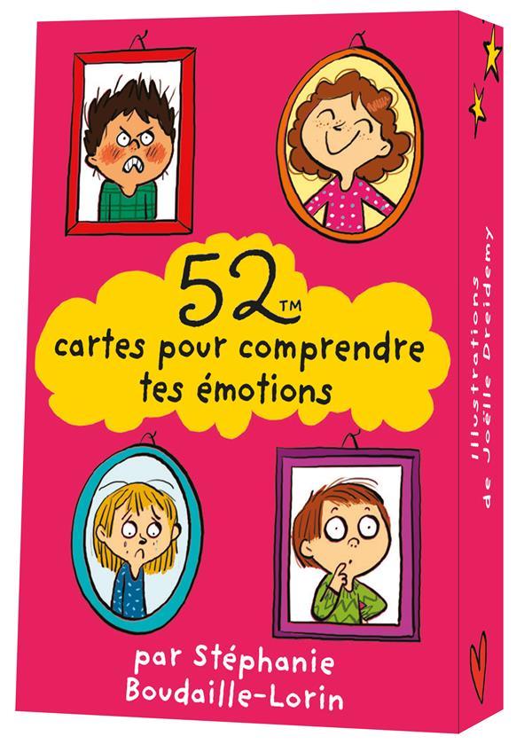 52 CARTES POUR COMPRENDRE TES EMOTIONS