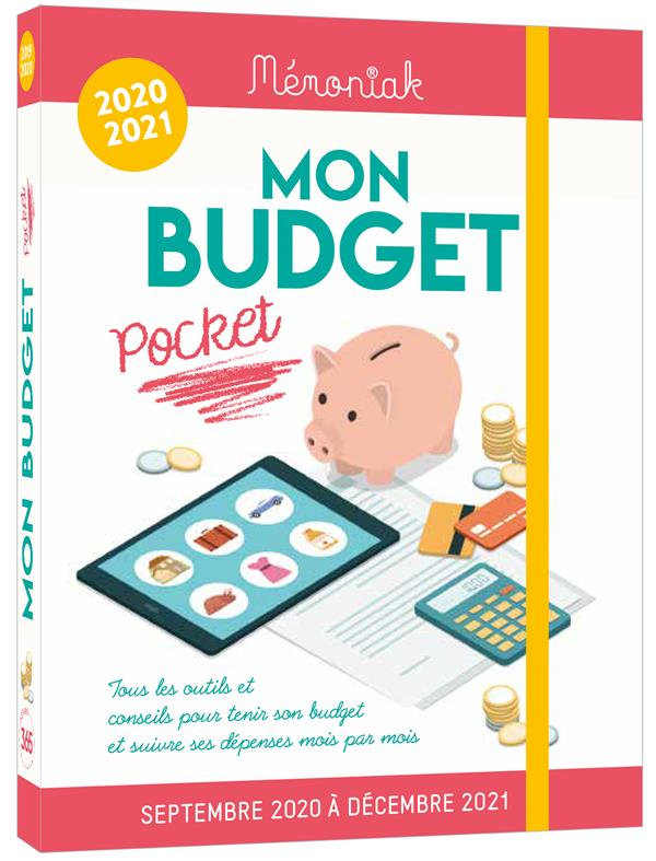 MEMONIAK  -  MON BUDGET POCKET (EDITION 20202021)
