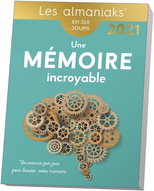 UNE MEMOIRE INCROYABLE (EDITION 2021)