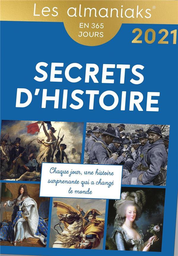 SECRETS D'HISTOIRE (EDITION 2021)