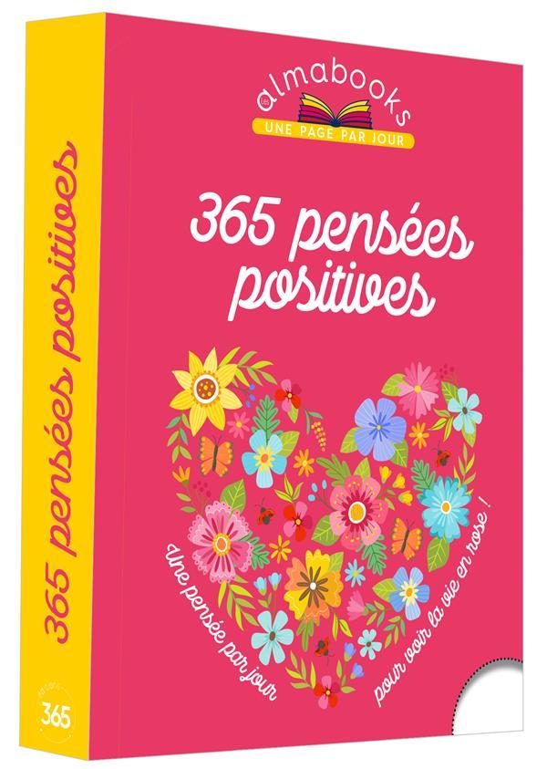 ALMABOOK  -  365 PENSEES POSITIVES XXX 365 PARIS
