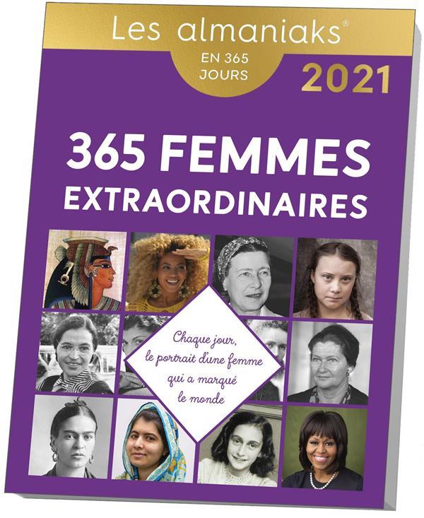 FEMMES EXTRAORDINAIRES (EDITION 2021) COLLECTIF 365 PARIS