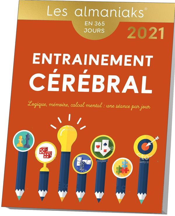 ENTRAINEMENT CEREBRAL (EDITION 2021) COLLECTIF 365 PARIS