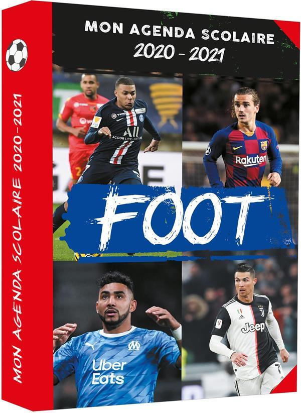 MON AGENDA SCOLAIRE FOOT (EDITION 20202021)