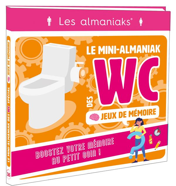 LE MINI-ALMANIAK DES WC SPECIAL JEUX DE MEMOIRE