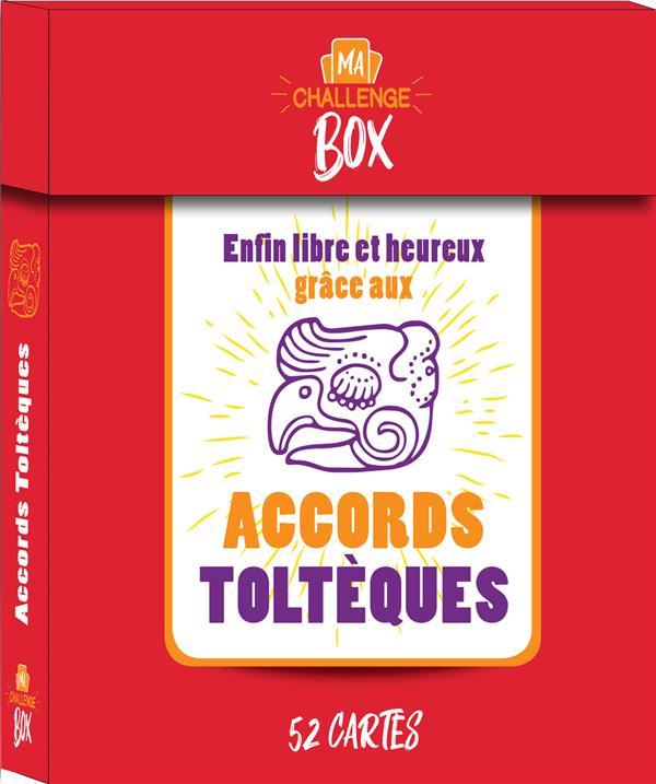 MA CHALLENGE BOX  -  ENFIN LIBRE ET HEUREUX GRACE AUX ACCORD TOLTEQUES
