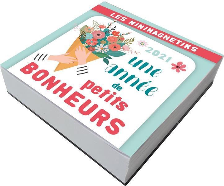 UNE ANNEE DE PETITS BONHEURS (EDITION 2021) COLLECTIF 365 PARIS