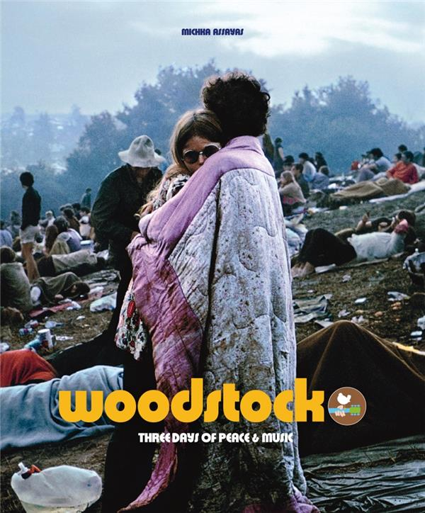 WOODSTOCK - THREE DAYS OF PEACE AND MUSIC