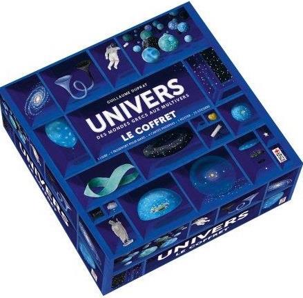 UNIVERS  -  DES MONDES GRECS AUX MULTIVERS  -  LE COFFRET