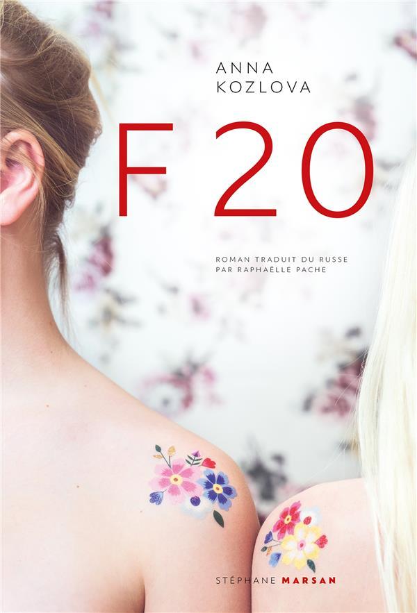 F20 KOZLOVA ANNA STEPHANE MARSAN