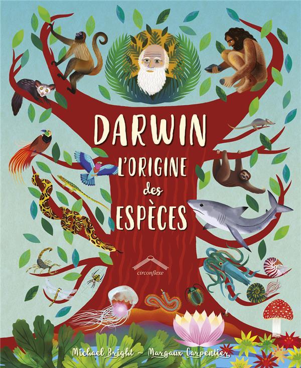 DARWIN L'ORIGINE DES ESPECES